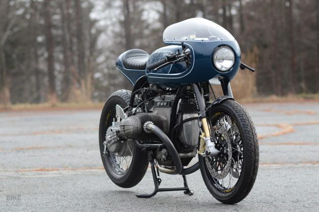 Custom BMW R100RS by 46Works