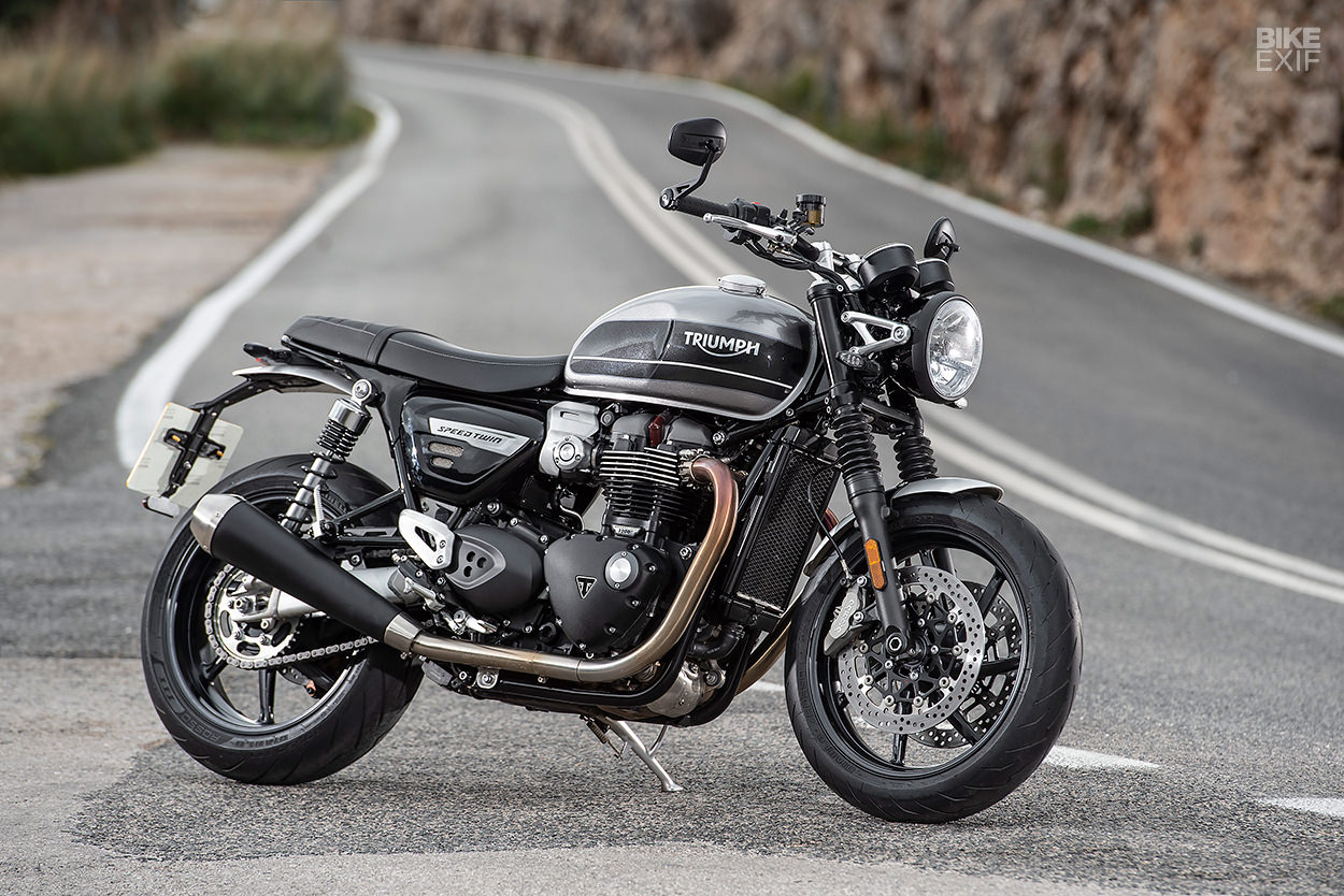 Review The 2019 Triumph Speed Twin Bike Exif