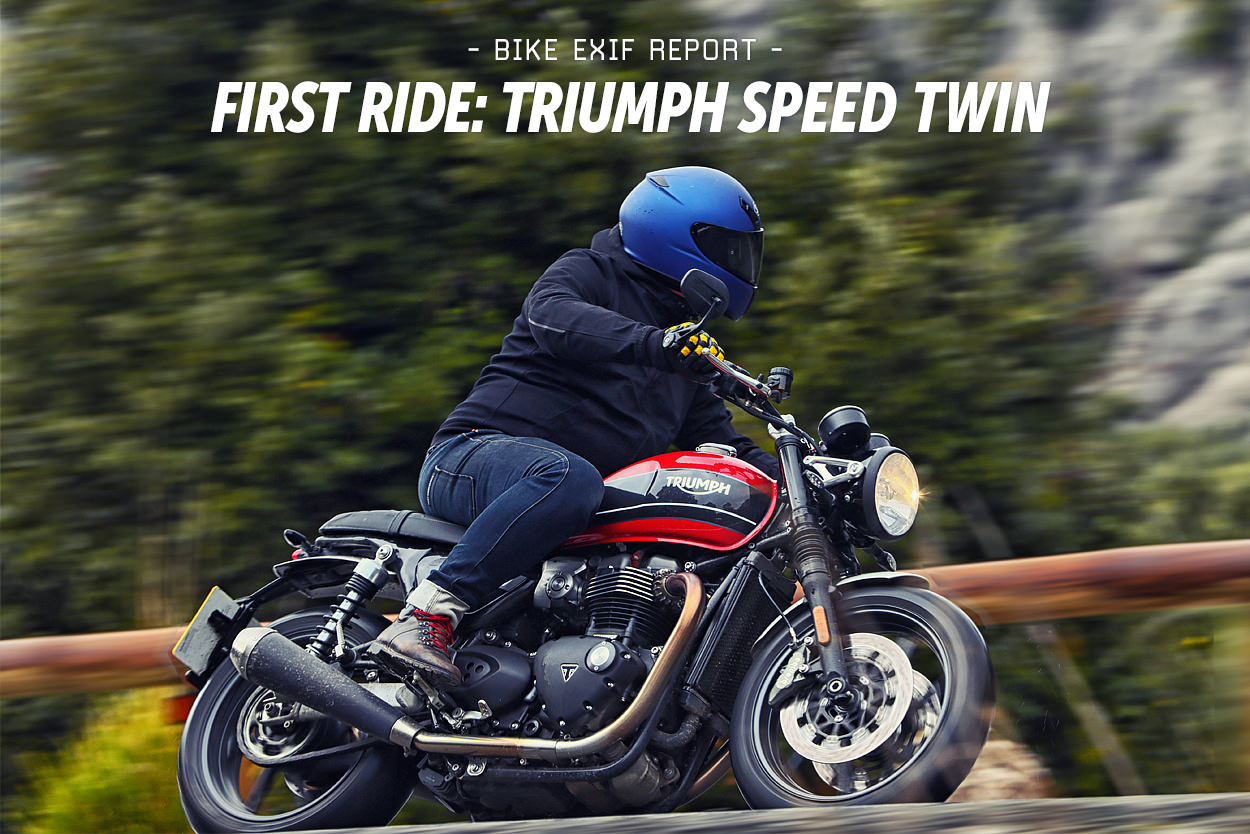 2019 Triumph Speed Twin review