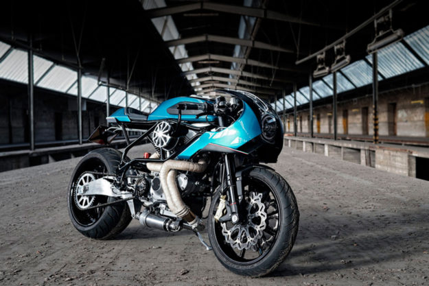 Buell M2 Cyclone by Officine Urgani