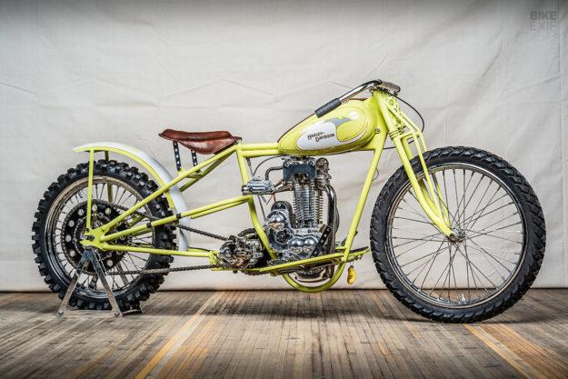 Cabana Dan's 1928 Harley-Davidson Peashooter