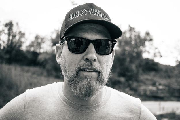 Brad Richards, Vice President of Styling & Design at Harley-Davidson