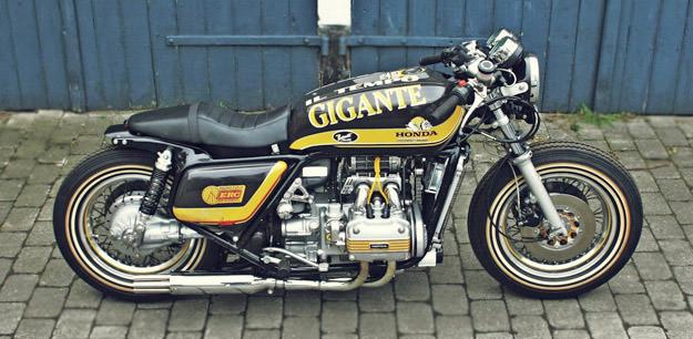 Honda Gold Wing Bobber