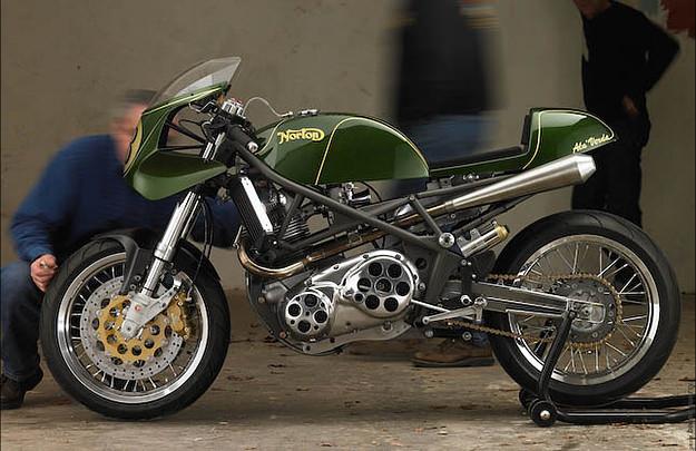 Norton Ala'Verda 850