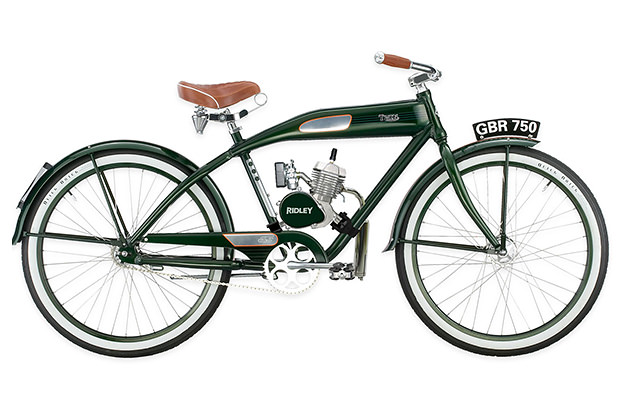 Ridley Vintage Motorcycles