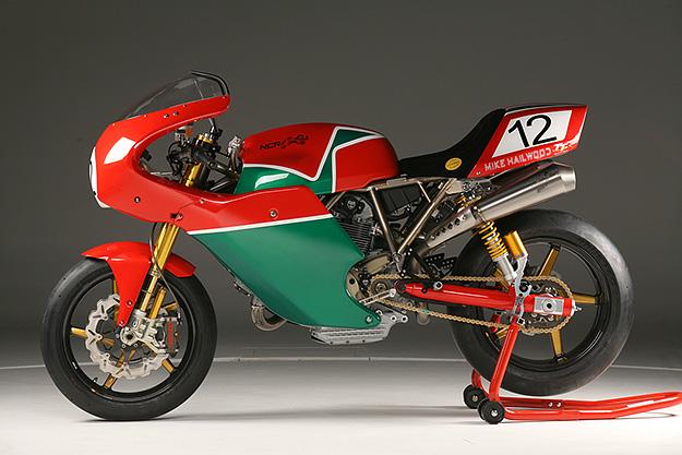 NCR's Ducati replica Mike Hailwood TT