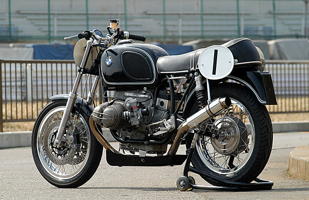 BMW R75/5 racer from Ritmo Sereno