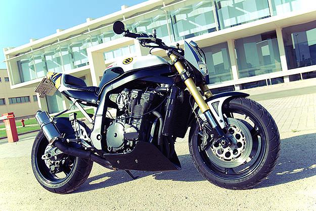 Suzuki GSX-R750 streetfighter | Bike EXIF