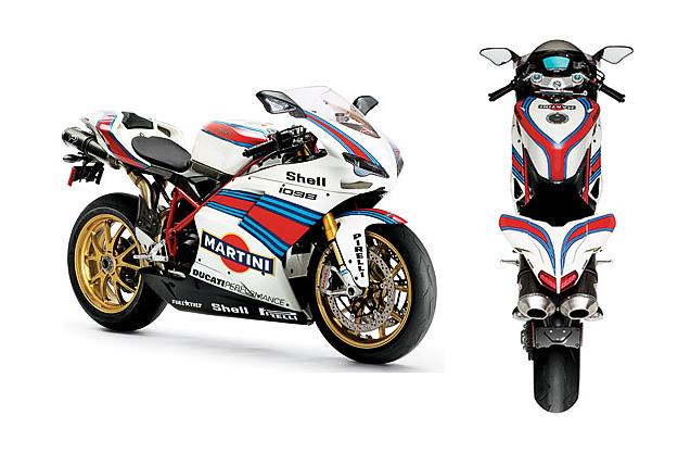 Martini Racing Ducati 1098S
