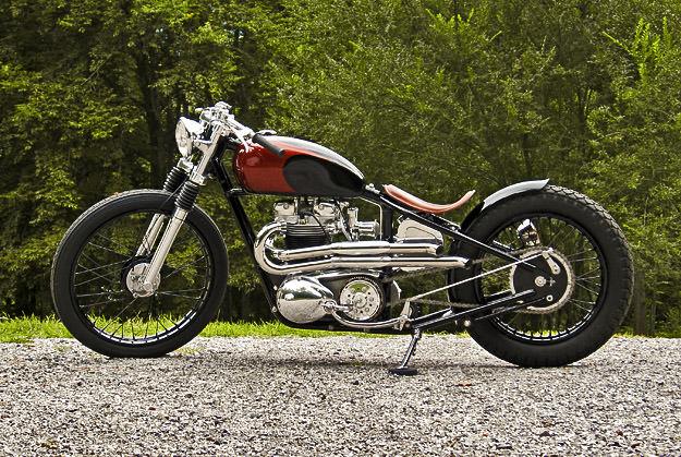 Atom Bomb motorcycles