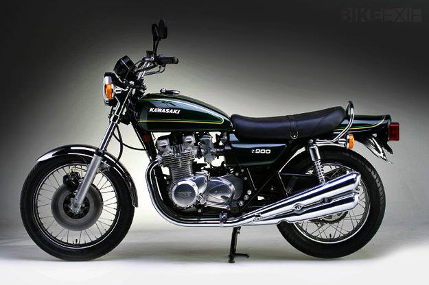 Kawasaki Z900 A4: the original 1970s superbike