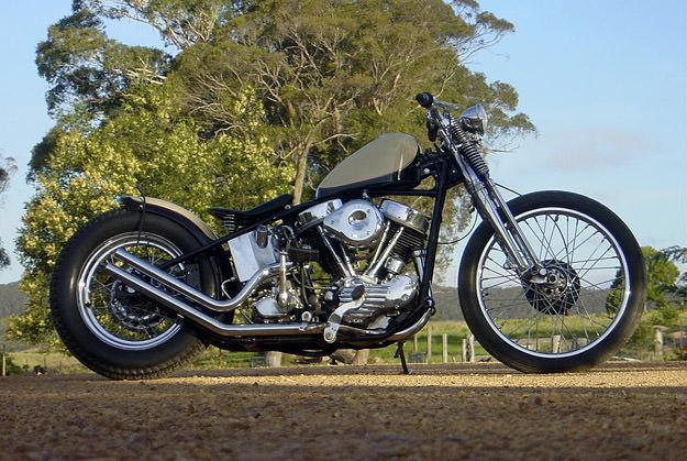 Harley-Davidson panhead for sale