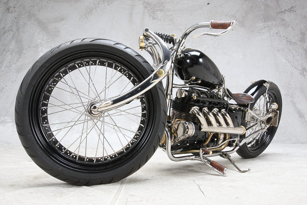 Cook Customs Rambler custom motorcycle