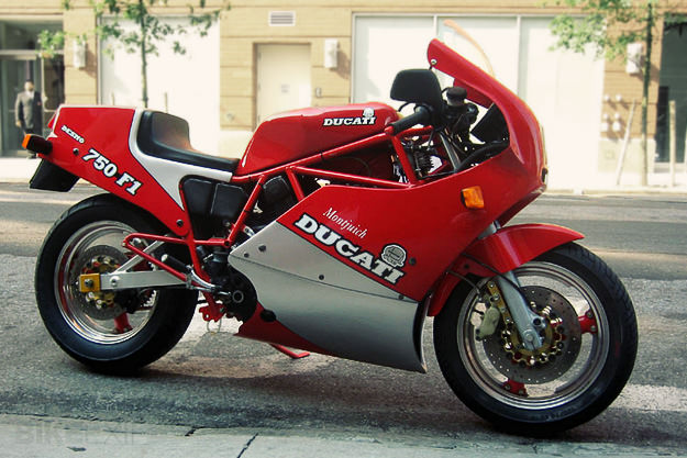 Ducati F1 Montjuich limited edition