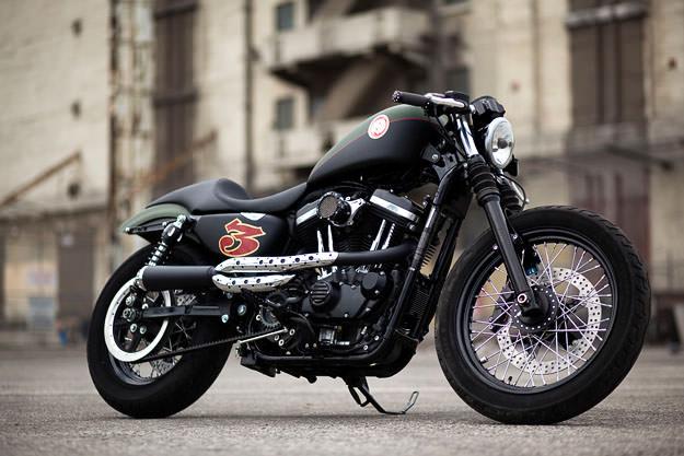Roland Sands Design Harley Cafe Sportster