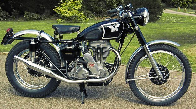 1950 Matchless G80CS