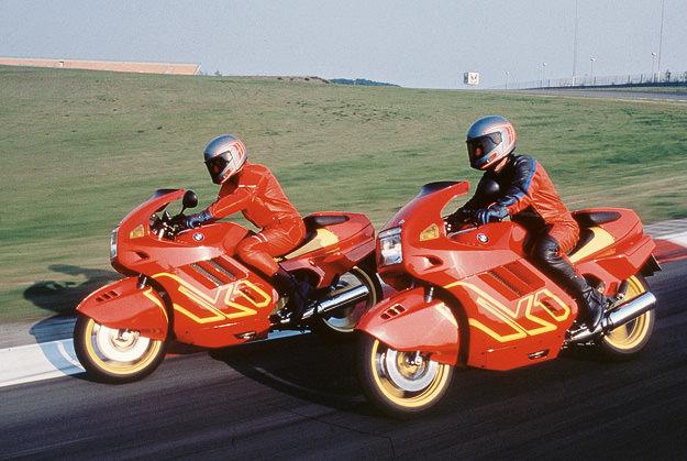 BMW K1 motorcycle