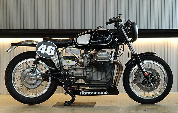 Moto Guzzi Ambassador