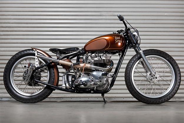 Triumph custom