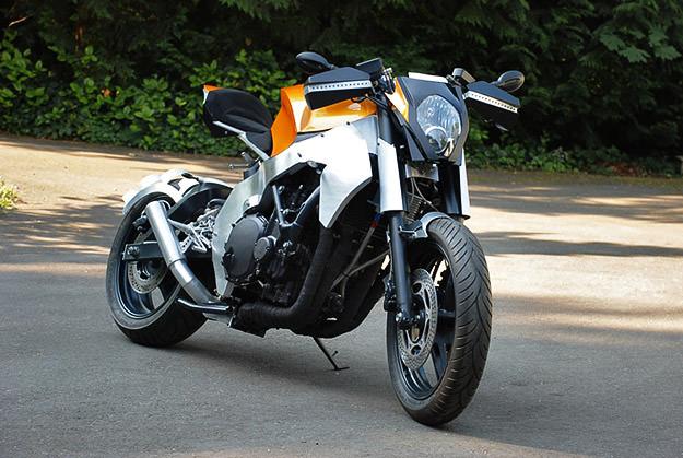 Honda CBR 1000F Hurricane