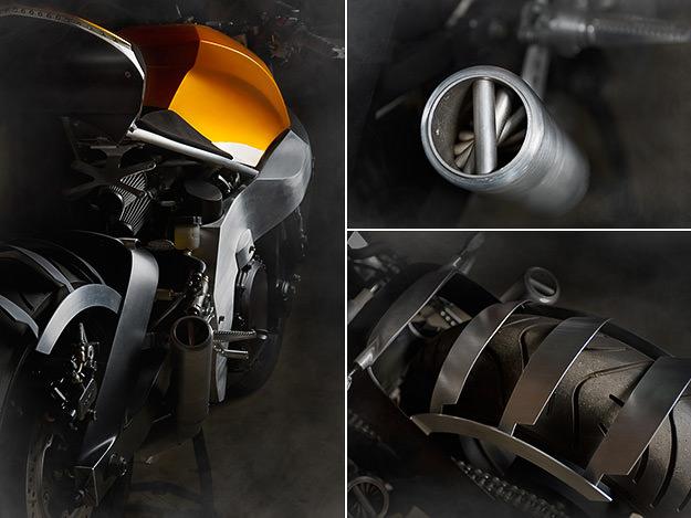 honda cbrf hurricane custom bike exif