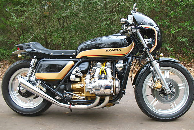 Honda Gold Wing cafe racer