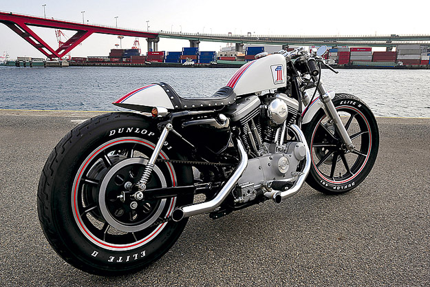 Harley XL 1200 custom