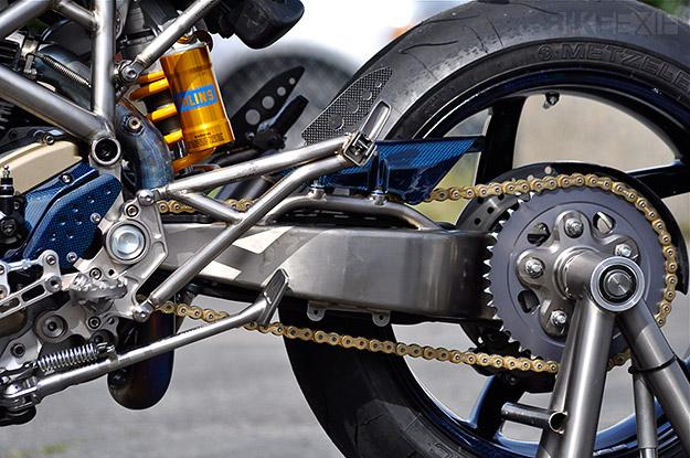 Ducati NCR Leggera by Hattar Moto