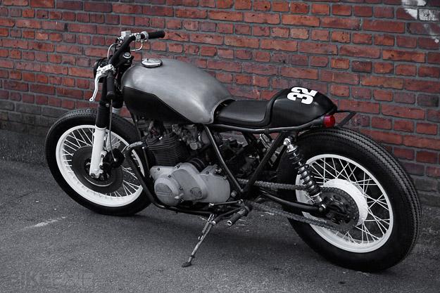 Kawasaki Z750B custom by the Wrenchmonkees
