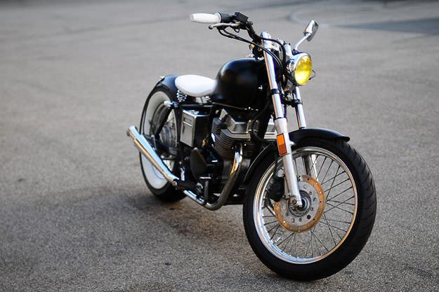 Honda Rebel CMX250