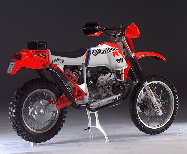 Baja 1000 BMW GS980R by HPN