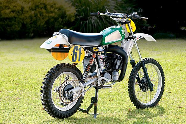 Husqvarna automatic motorcycles