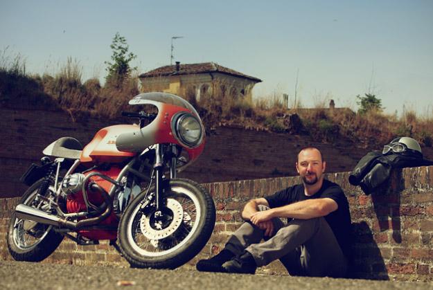 Diego Sgorbati, Marketing Director at Ducati Motor Holding