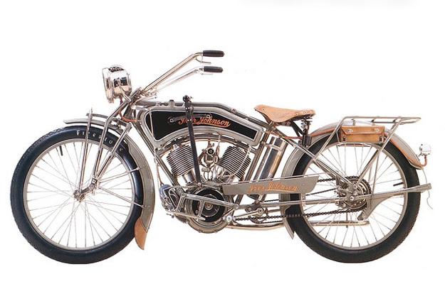 Iver-Johnson motorcycle