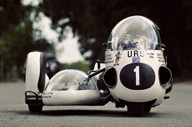 Classic BMW For Sale >> URS Racing Sidecar | Bike EXIF