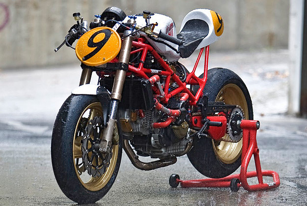 9½ by Radical Ducati