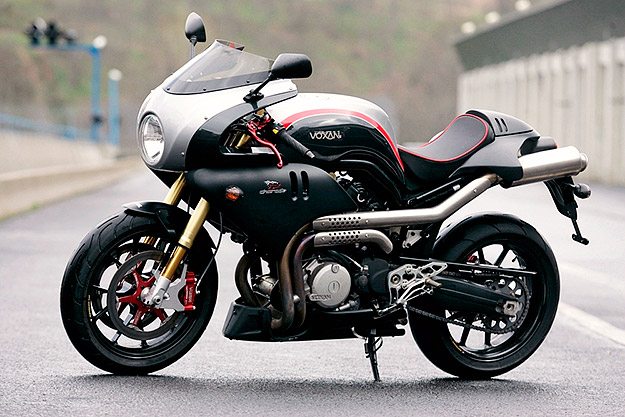 Voxan motorcycle