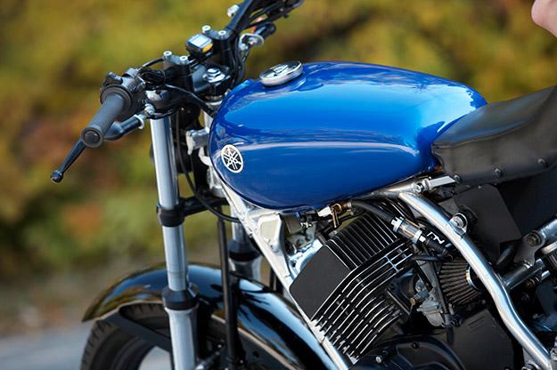 Yamaha RD400 custom