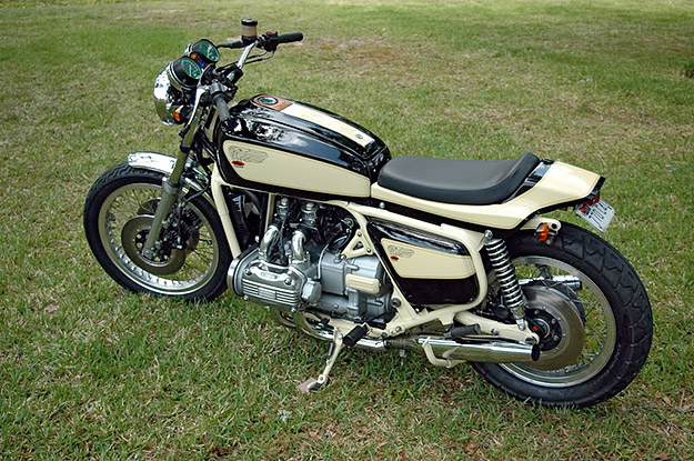 Honda GL1000 Gold Wing custom