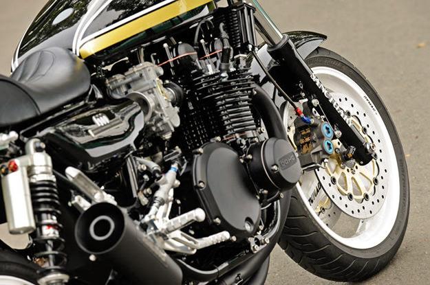 Kawasaki Z1 by AC Sanctuary