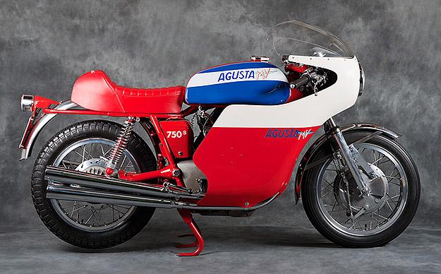 MV Agusta 750 Sport