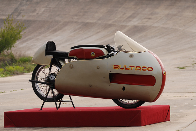 Bultaco classic: The record-breaking Cazarécords
