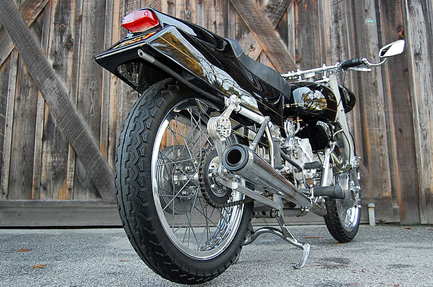 Von Dutch motorcycle