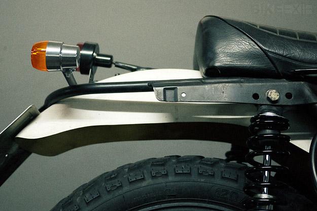 BMW R100 Scrambler by Fuel Bespoke Motorcycles
