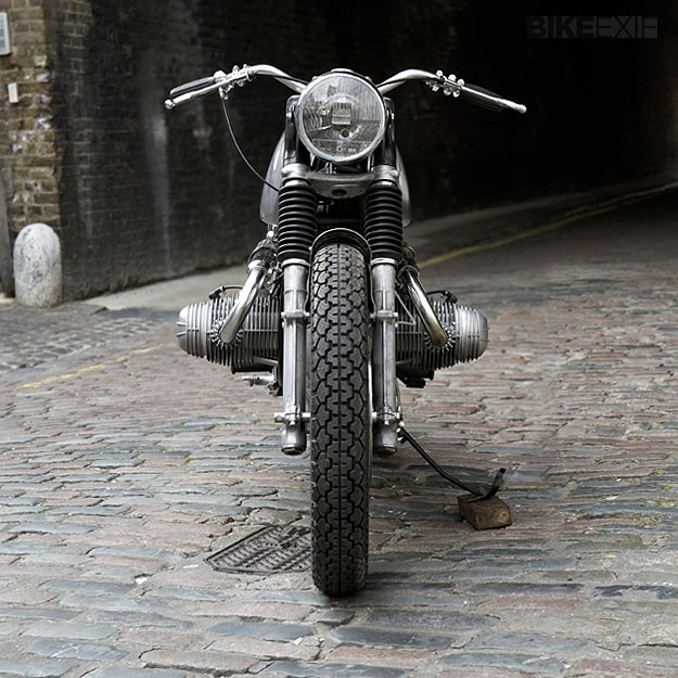 Scrambler UM-2: Untitled Motorcycles' BMW R80