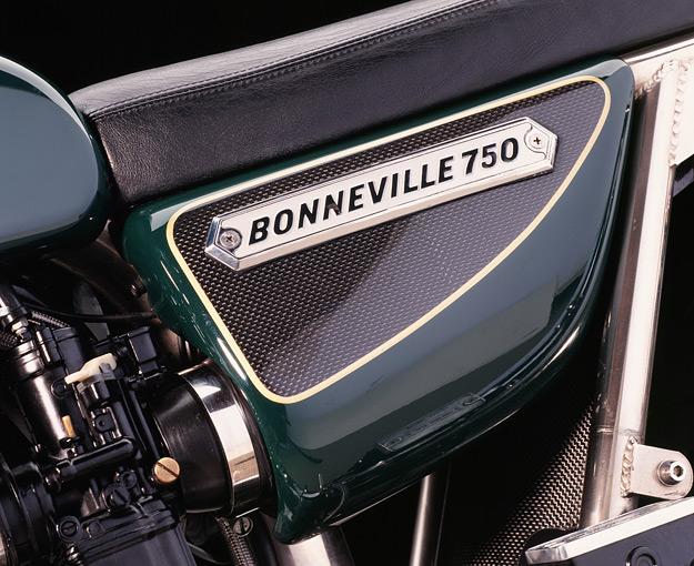 Triumph Bonneville Trackmaster