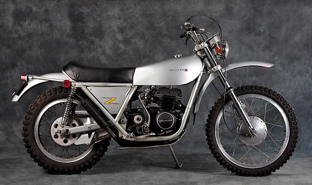 Yankee motorcycle