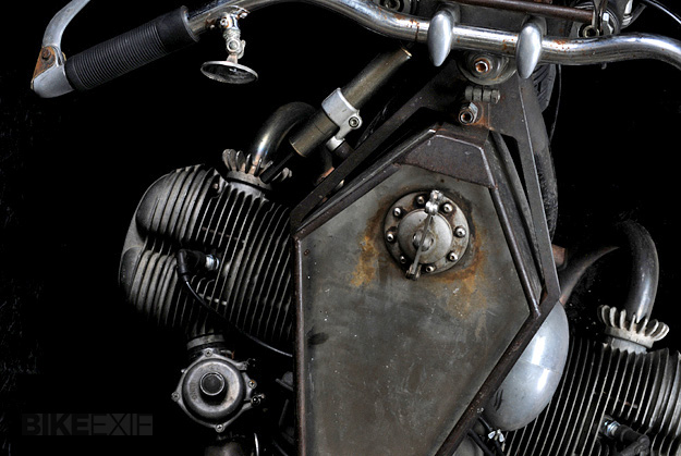 Radical BMW R75/5 custom