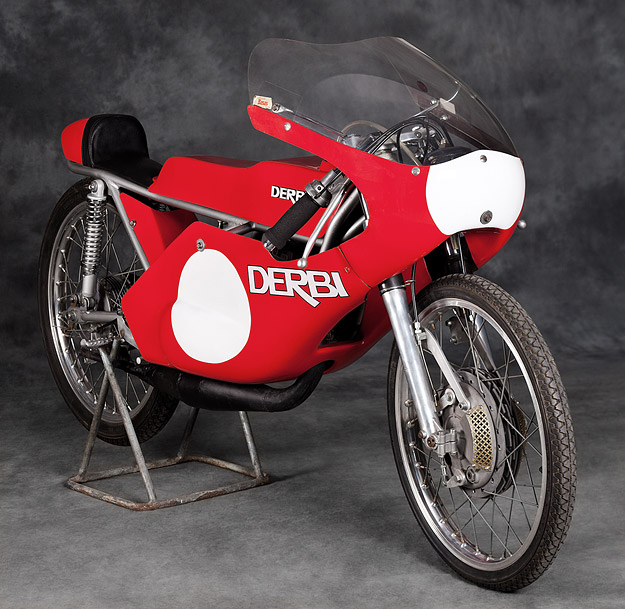Derbi motorcycles
