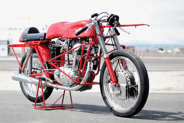 Ducati 125 Grand Prix prototype